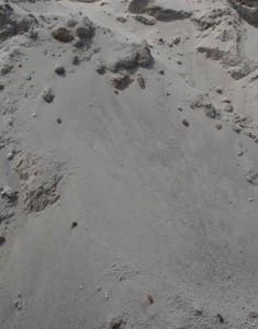 Sand Fill