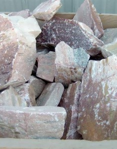 One Man Rose Valley Pink Marble